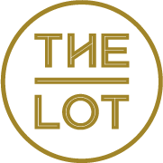 theLot Circle Gold Solid